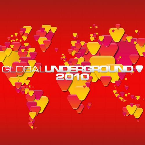 Va global underground 2010 unmixed gua10dig for Classic house unmixed