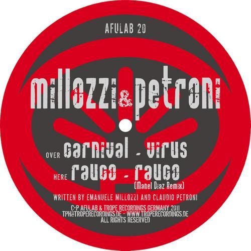 Emanuele Millozzi* Millozzi·& Claudio Petroni* Petroni - Outsider