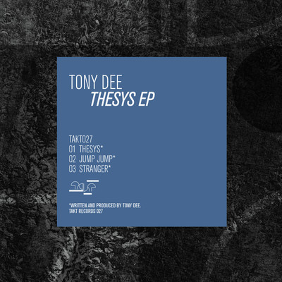 Tony Dee Thesys Tk027 171 Electrobuzz