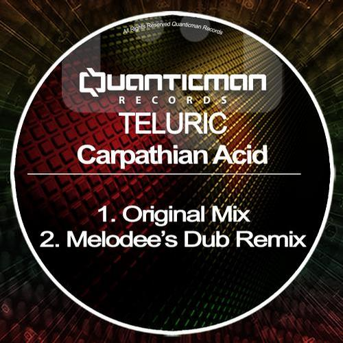 Teluric carpathian acid q97 electrobuzz for Best acid house albums