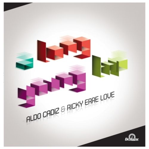 Aldo Cadiz - Ricky Erre Love - A Long Young Trip