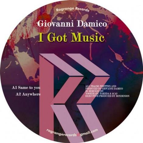Giovanni Damico When It Was Fresh