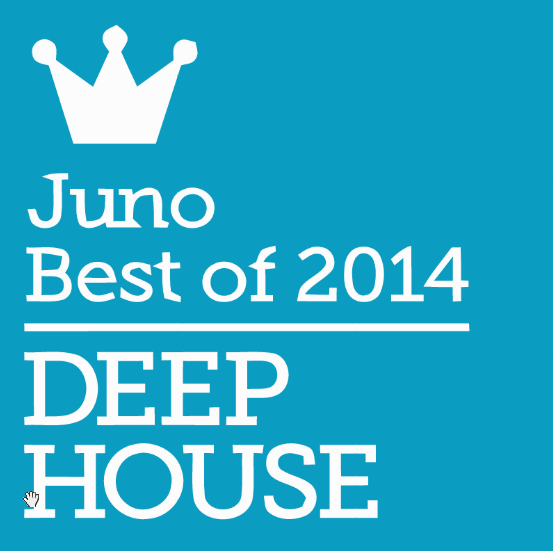 Juno best of 2014 deep house electrobuzz for Best deep house music 2015