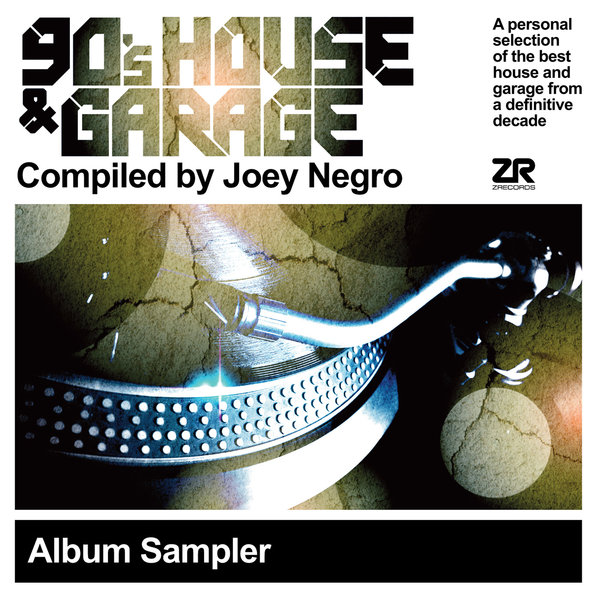 Va 90 39 s house garage compiled by joey negro album for Classic house albums 90s