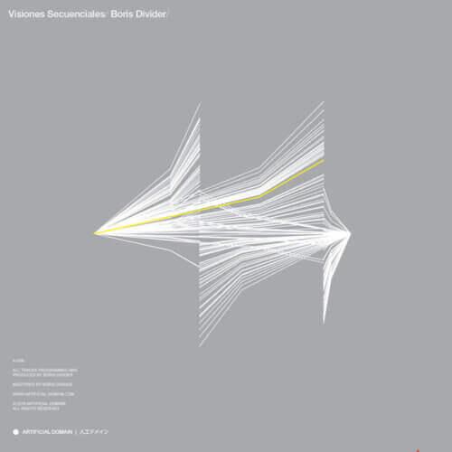 Boris Divider - Visiones Secuenciales