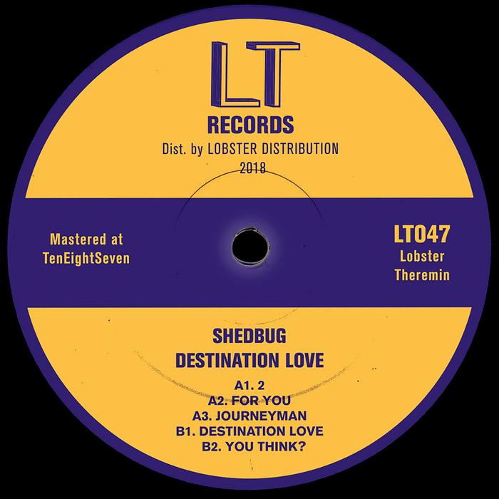 Shedbug – Destination Love