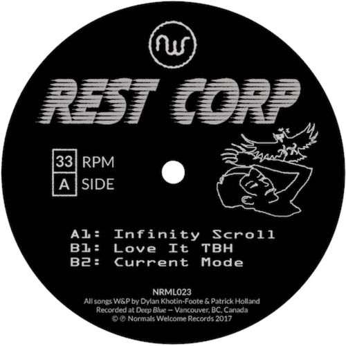 Rest Corp – Infinity Scroll