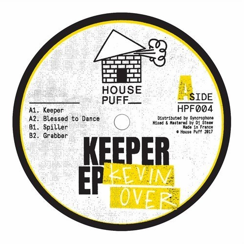 Kevin Over – Keeper EP