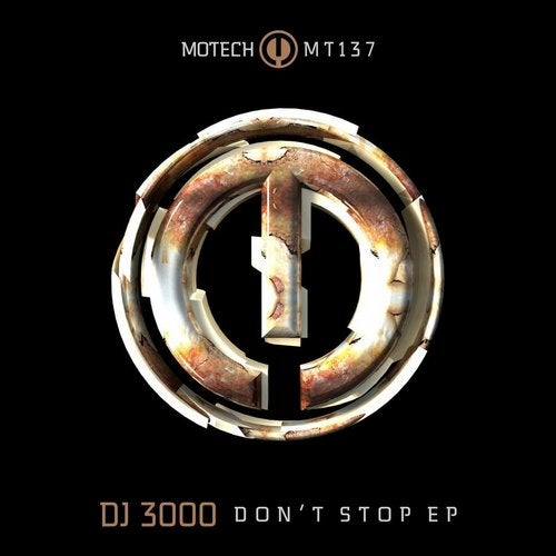 Release cover - DJ 3000 – Don't Stop EP / MT137