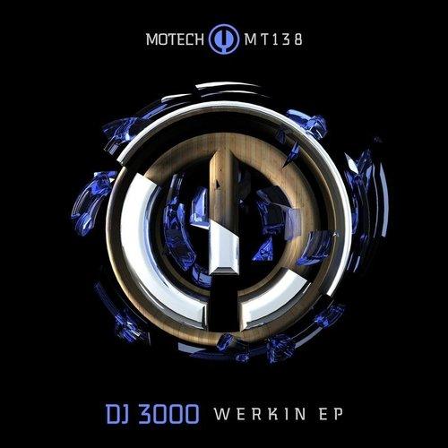 Release cover - Dj 3000 – Werkin EP /