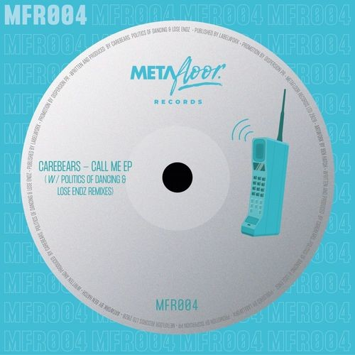 Download Call Me EP on Electrobuzz