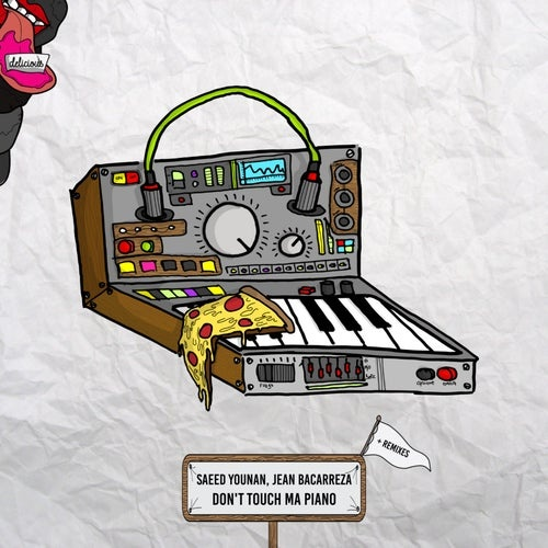 Download Saeed Younan, Jean Bacarreza - Don't Touch Ma Piano on Electrobuzz