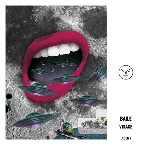 Release cover - BAILE – Visage / 549060