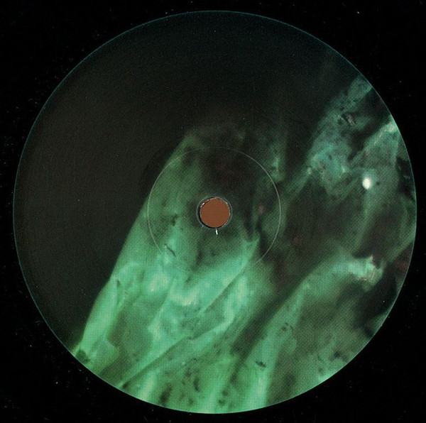 Release cover - Edward – Green Amber / GIEGLING 11