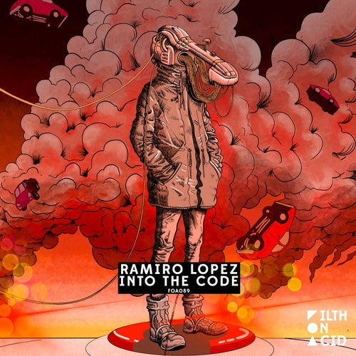 Release cover - Ramiro Lopez, Lady Vale – Into The Code / FOA089