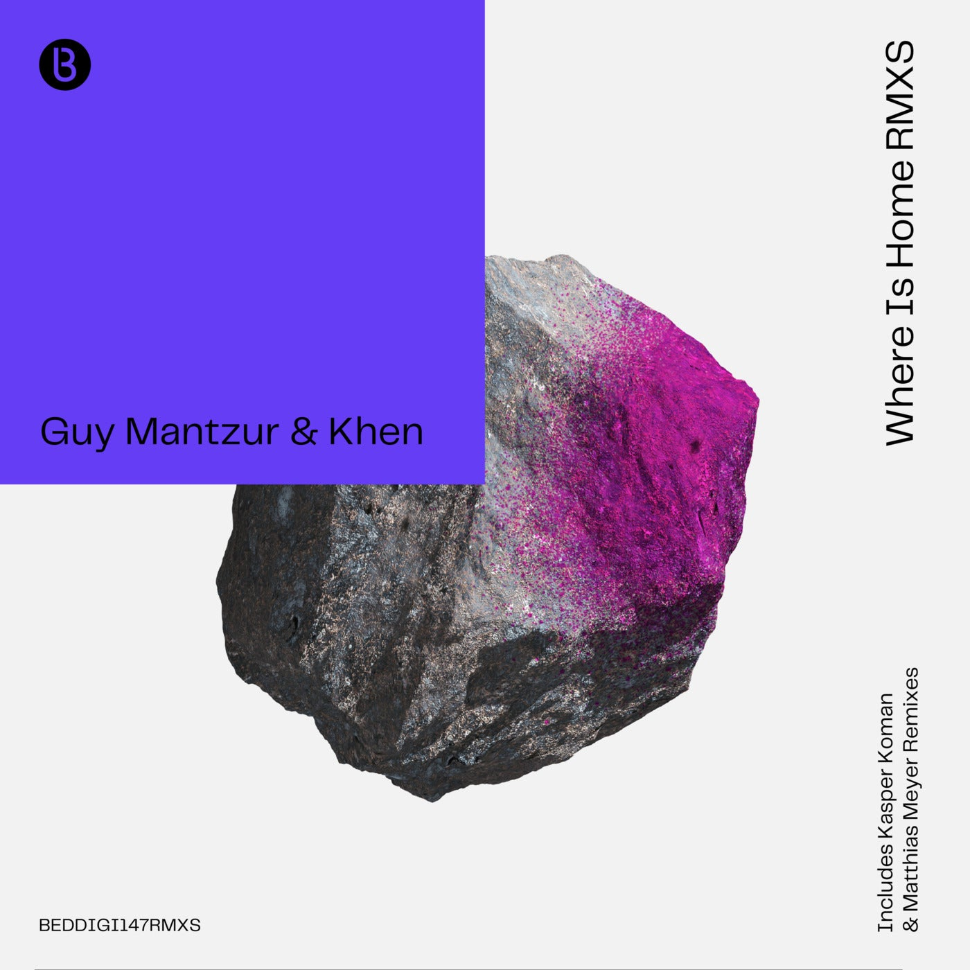Download Where Is Home Remixes on Electrobuzz