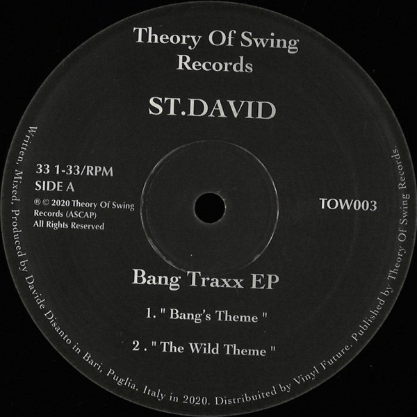 Download Bang Traxx EP on Electrobuzz
