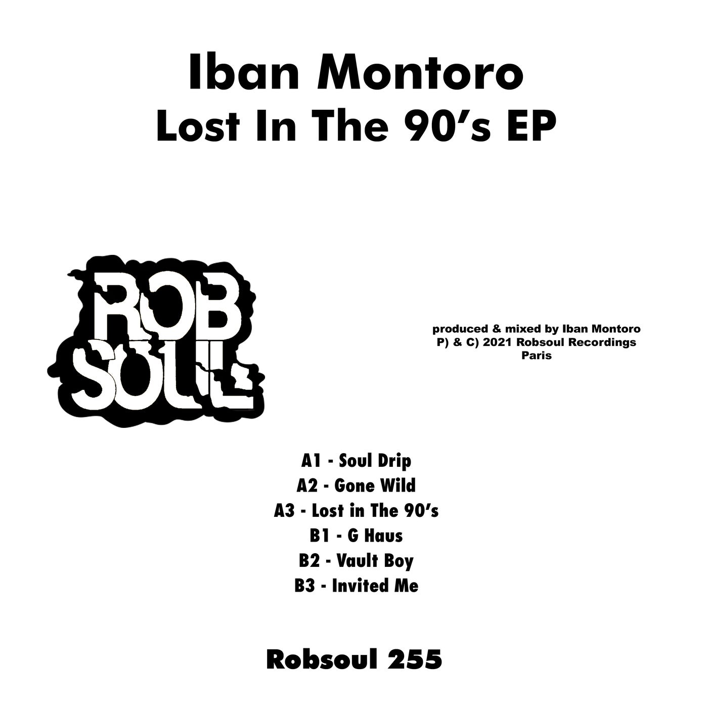Download Lost In The 90's EP on Electrobuzz