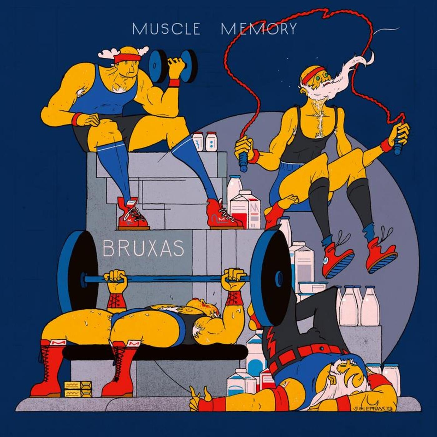 Download Muscle Memory on Electrobuzz