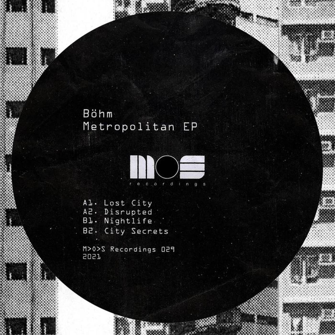 Download Metropolitan EP on Electrobuzz