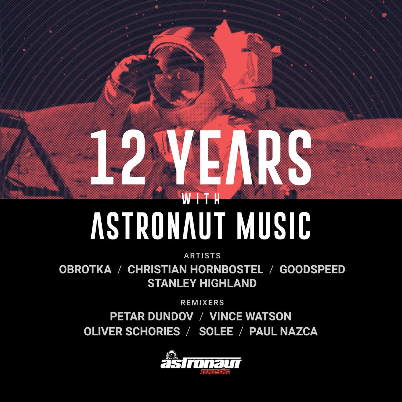 Download 12 Years with Astronaut Music on Electrobuzz