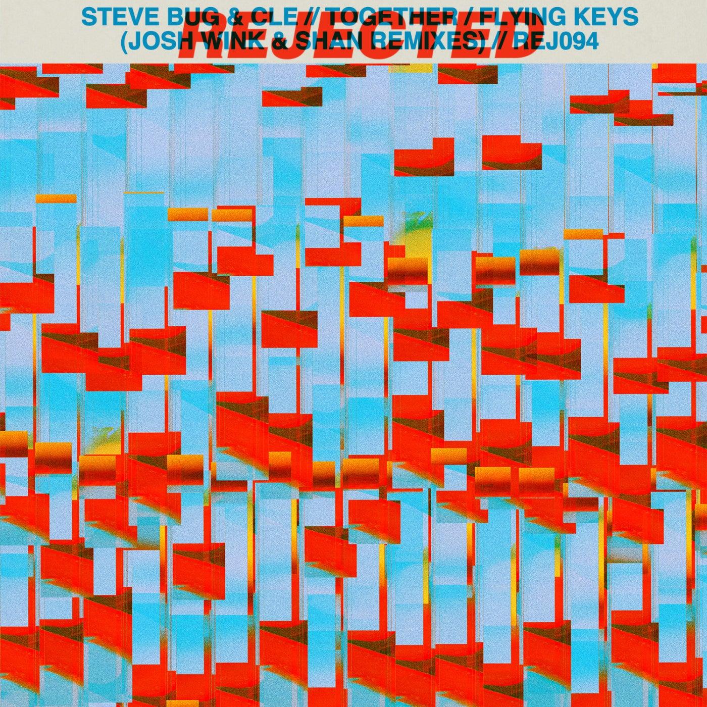 Download Together / Flying Keys (Josh Wink & Shan Remixes) on Electrobuzz