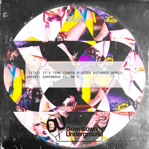 Download It's Time (Dario D'attis Extended Remix) on Electrobuzz