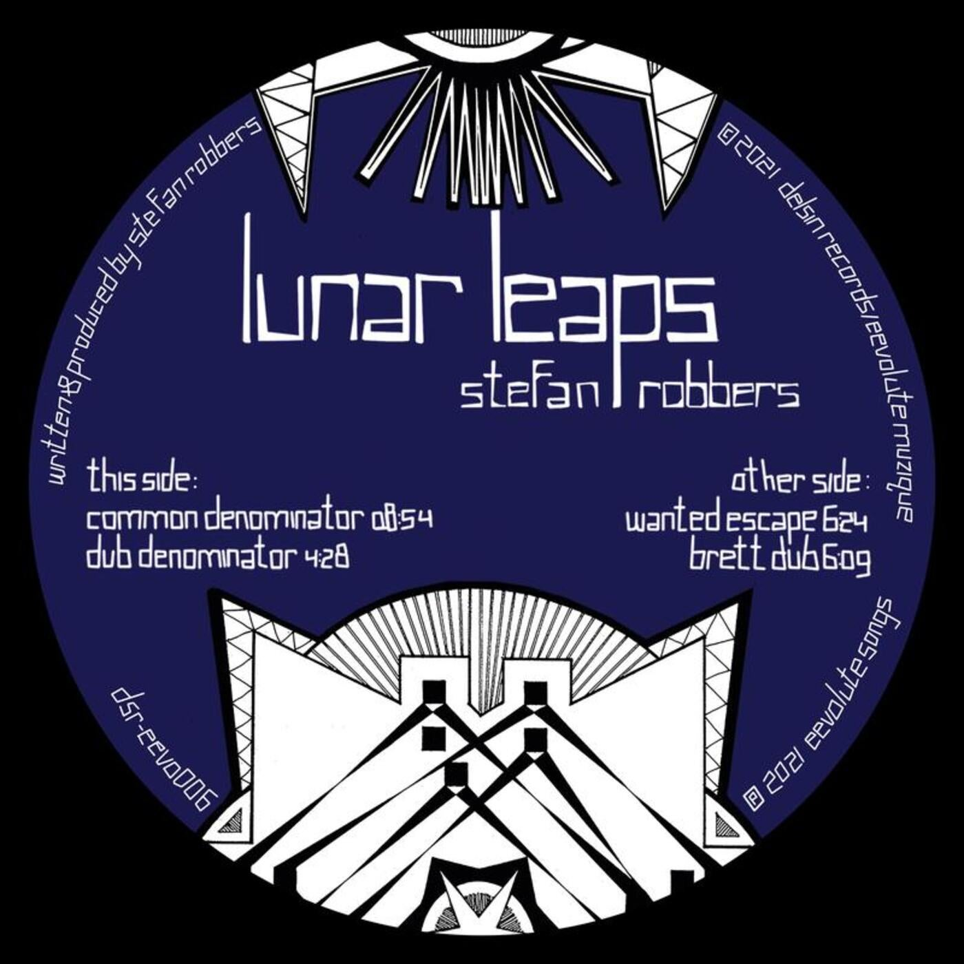 Download Lunar Leaps EP on Electrobuzz
