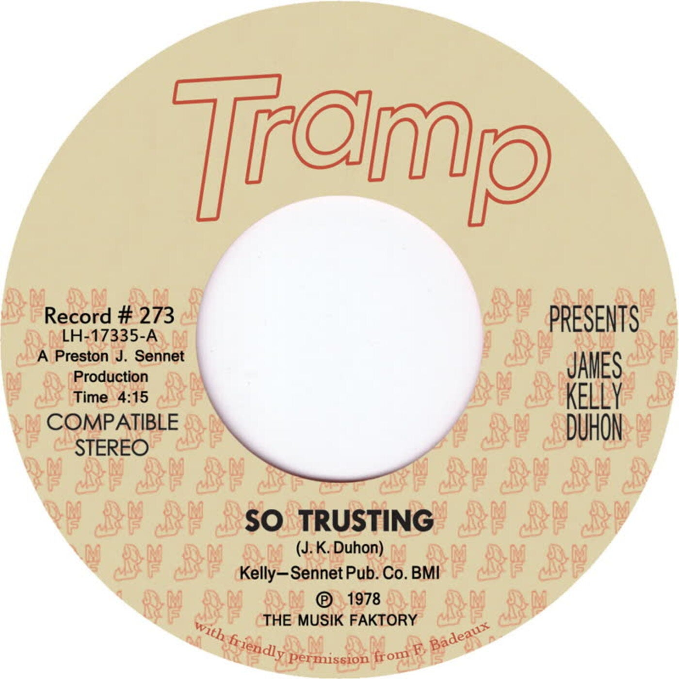 Download So Trusting on Electrobuzz
