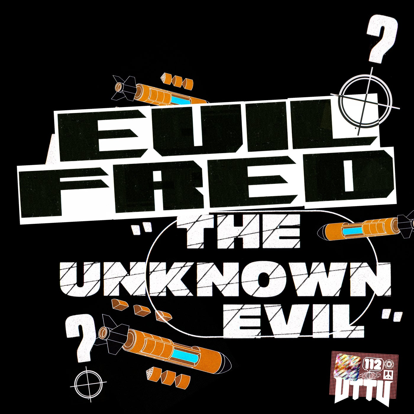 Download The Unknown Evil EP on Electrobuzz