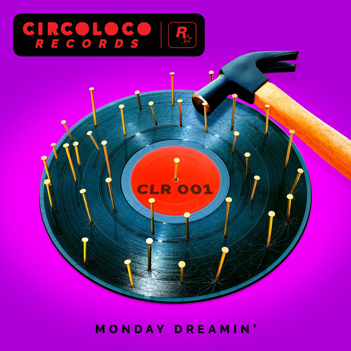 Download Monday Dreamin' Violet EP on Electrobuzz