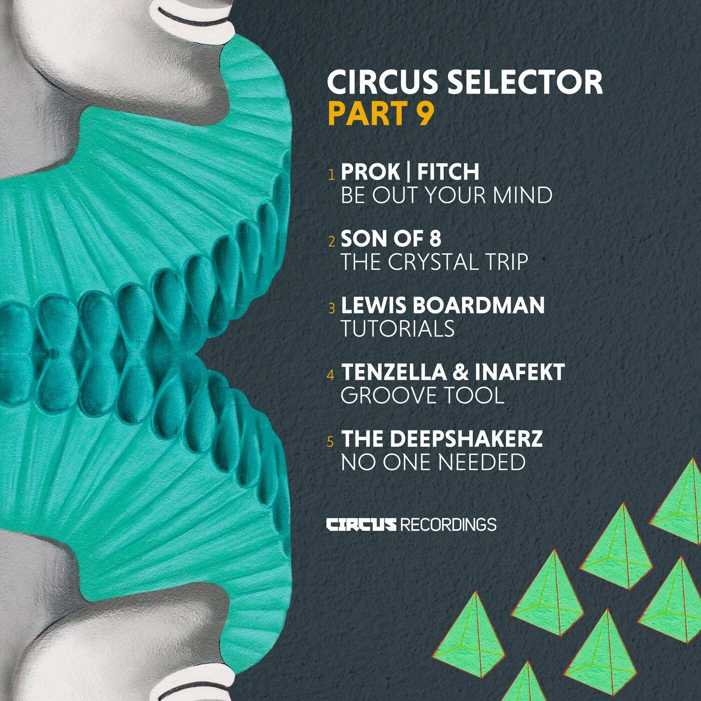 Download Selector, Pt. 9 on Electrobuzz