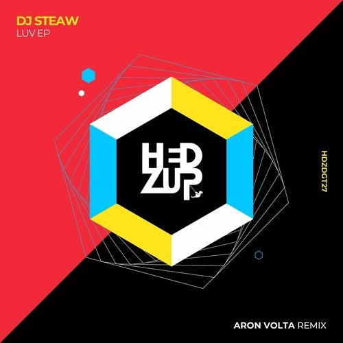 Download Luv EP & Aron Volta remix on Electrobuzz