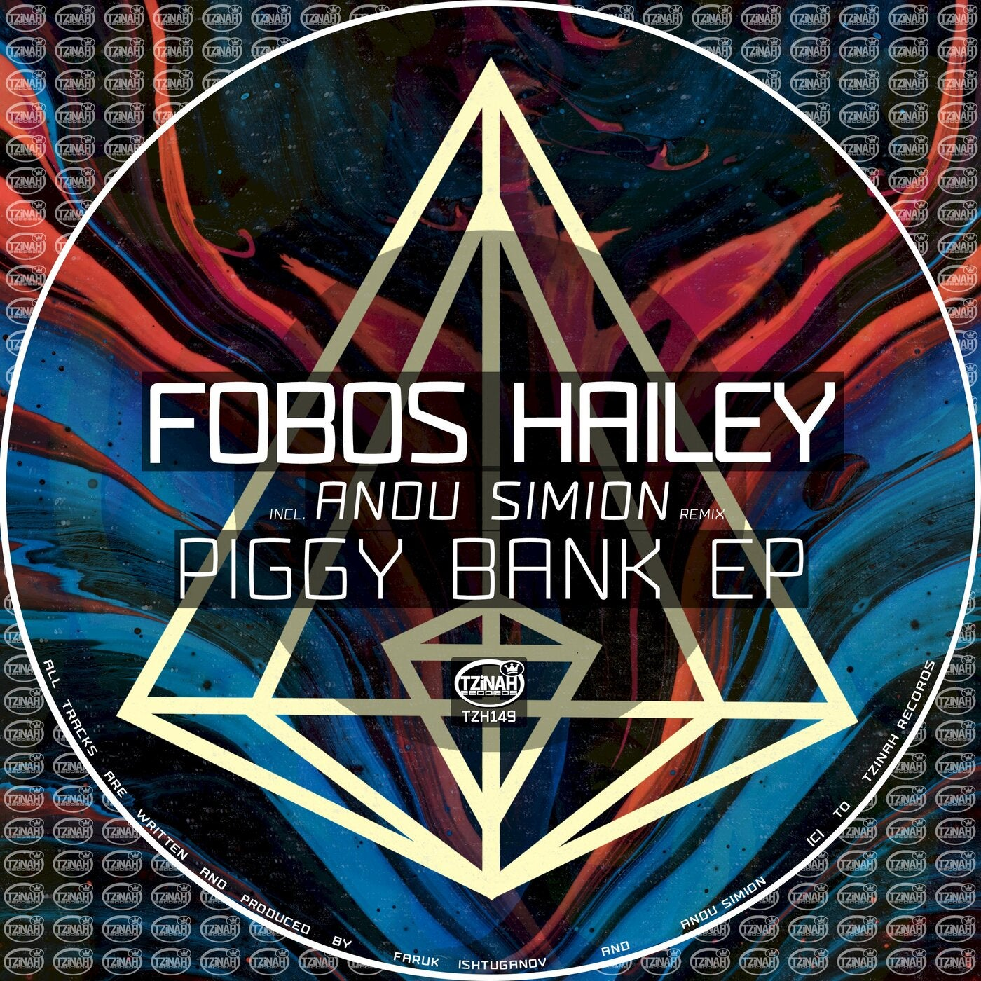 Download Piggy Bank EP on Electrobuzz