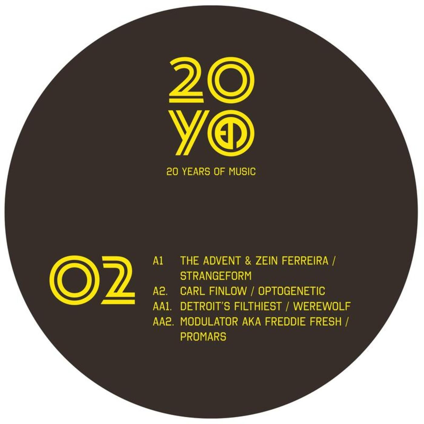 Download EPM20  EP 2 on Electrobuzz