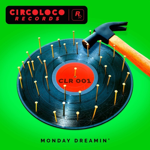 Download Monday Dreamin' Green EP on Electrobuzz