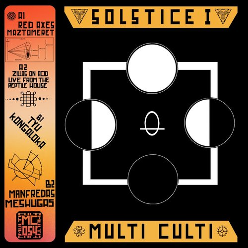 Download Various Artists - Multi Culti Solstice I on Electrobuzz