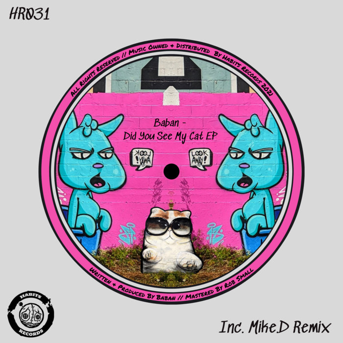 Download Did You See My Cat EP on Electrobuzz