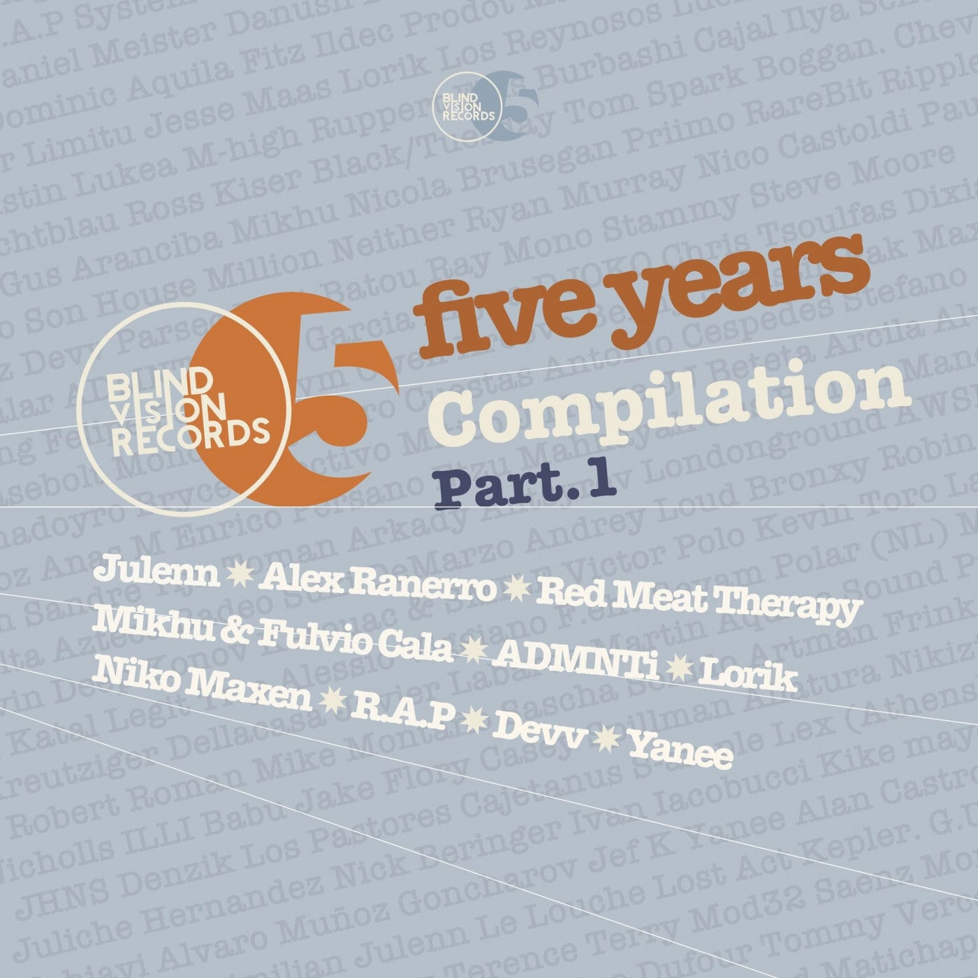 Download Five Years Compilation Part 1 on Electrobuzz