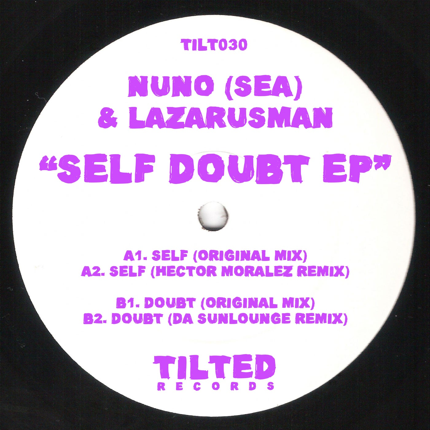 Download Self Doubt EP on Electrobuzz