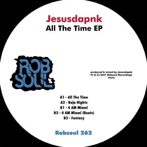 Download All the Time EP on Electrobuzz