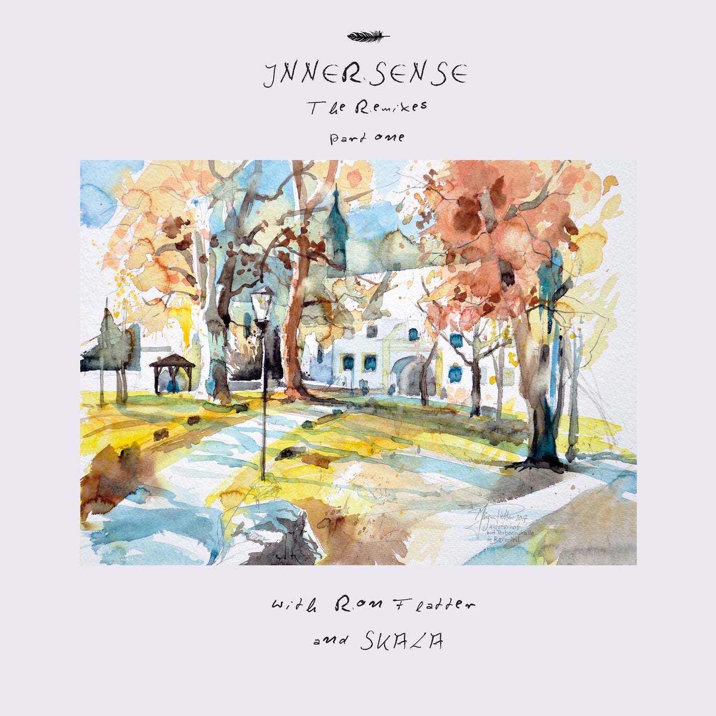 Download Innersense (The Remixes - Part One) on Electrobuzz