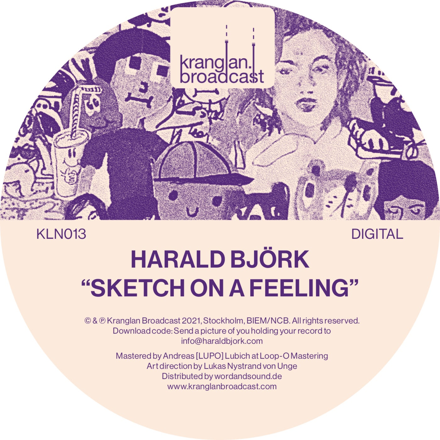 Download Sketch On A Feeling on Electrobuzz