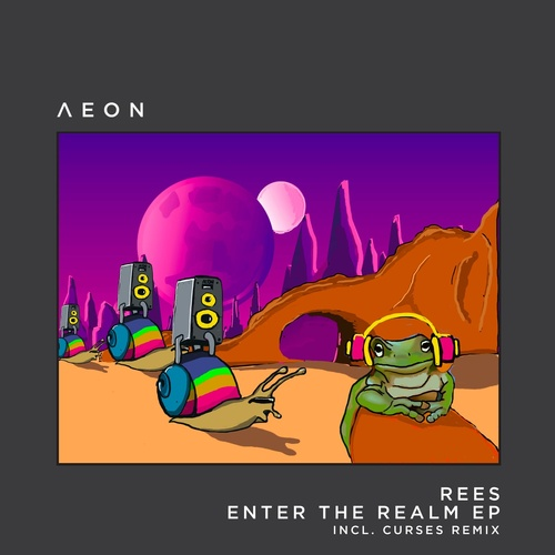 Download Enter The Realm EP on Electrobuzz