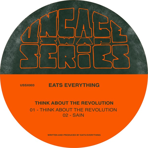 Download Think About The Revolution EP on Electrobuzz