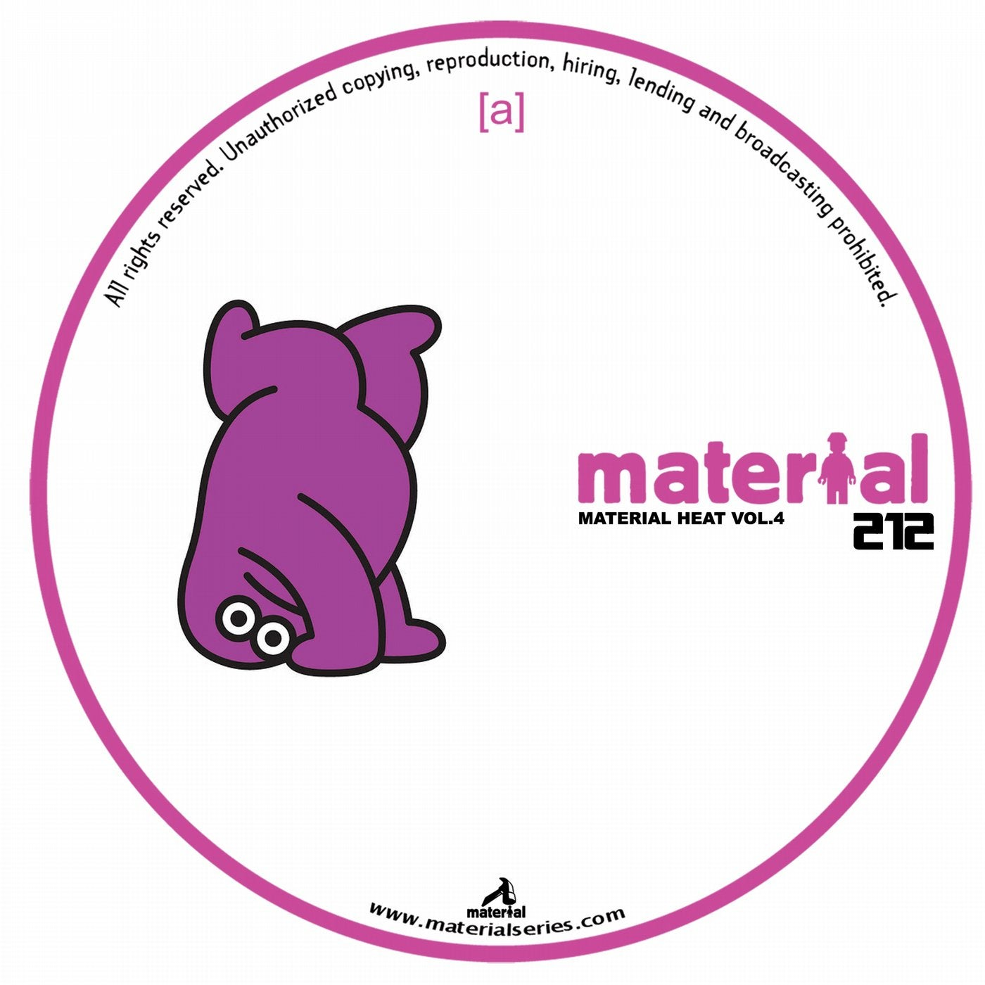 Download Material Heat, Vol.4 on Electrobuzz