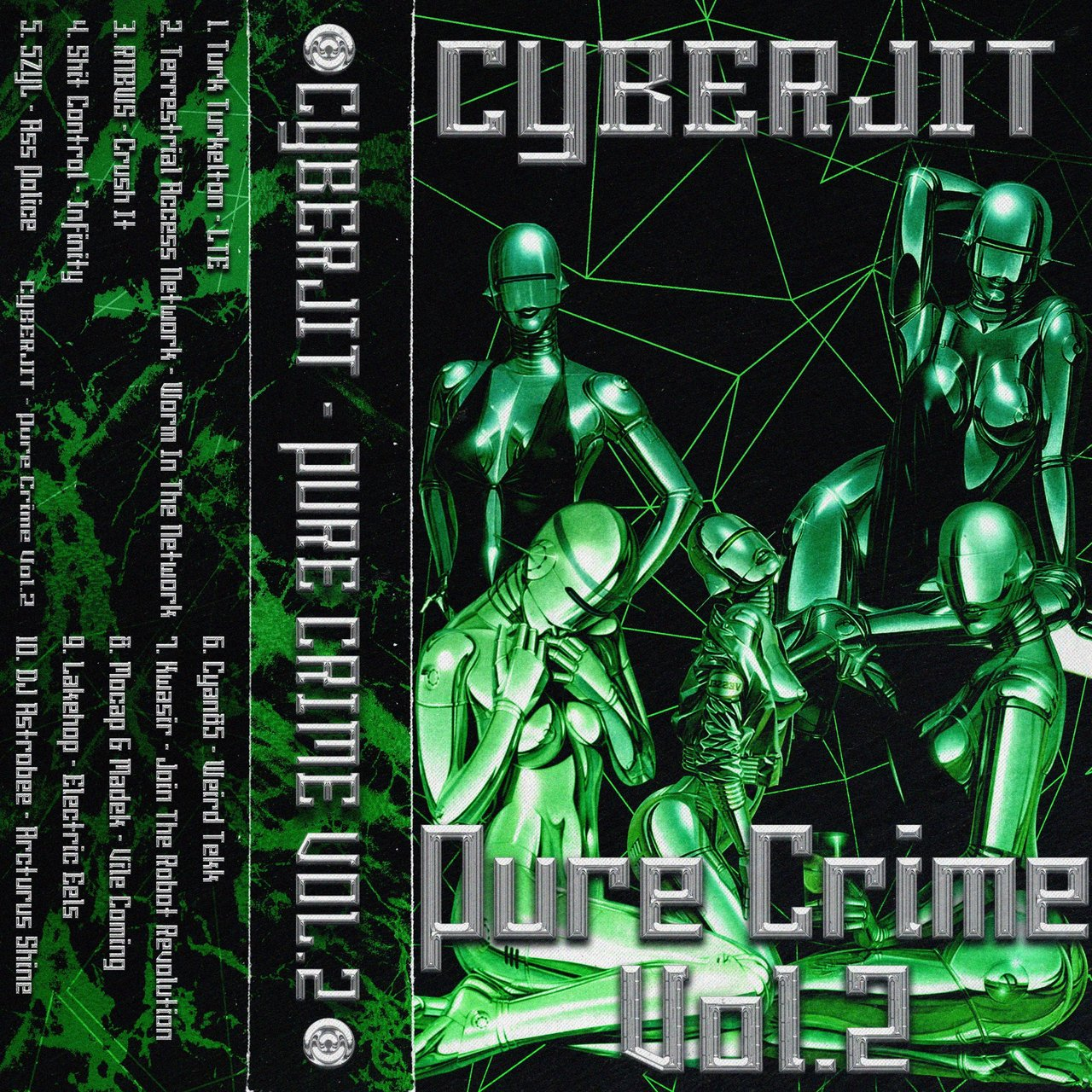 Download Pure Crime vol.2 on Electrobuzz